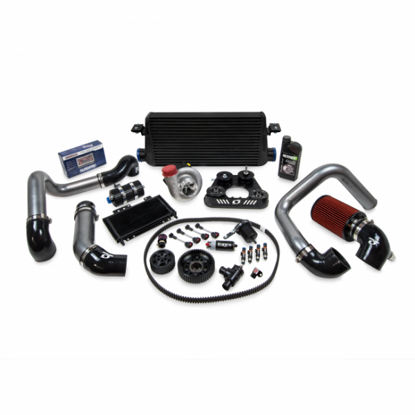 '06-'09 S2000 Supercharger System – Black Edition w/ FlashPro