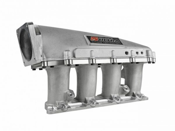 Ultra Race Intake Manifold – K20A2 Style – Silver Adapter