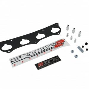 Ultra Race Intake Manifold – K20A2 Style – Black Adapter