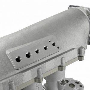 Ultra Race Intake Manifold – B VTEC – Silver Adapter