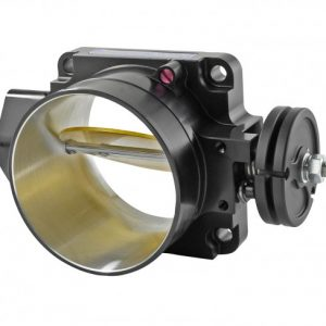 Pro 90mm Throttle Body – Black