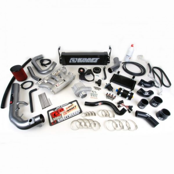 '06-'11 Civic Si Supercharger System w/o Tuning Solution