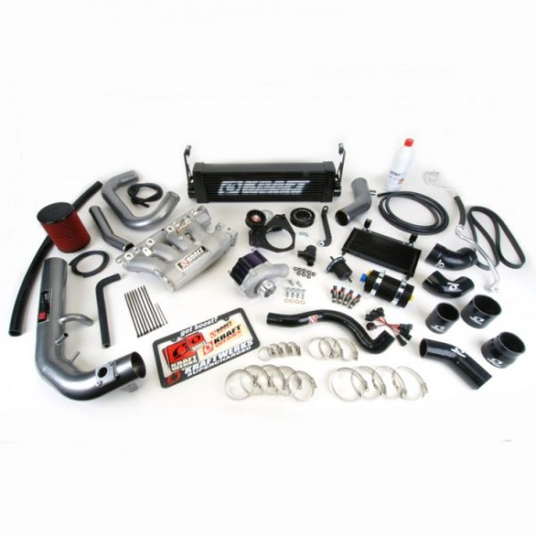 '06-'11 Civic Si Supercharger System – Black Edition w/o Tuning Solution
