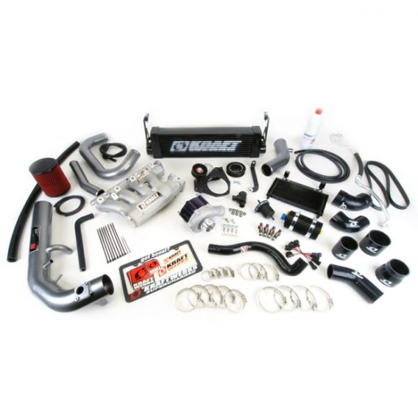'06-'11 Civic Si Supercharger System – Black Edition w/ FlashPro