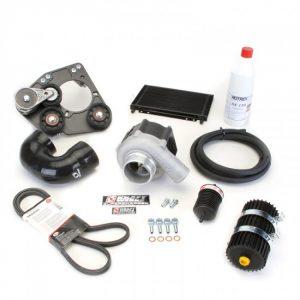 D Series Race Supercharger DIY Kit – C30-94 Black Edition