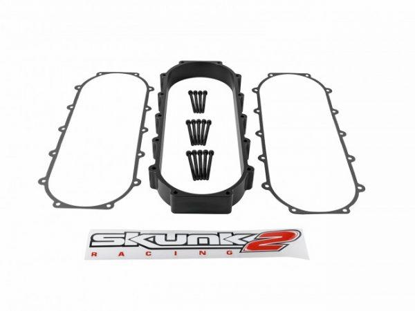 Ultra Race Plenum Spacer – 2L Black