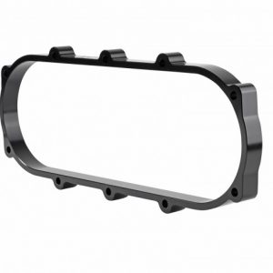 Ultra Street Plenum Spacer – Black