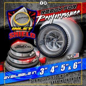 Inlet Shield