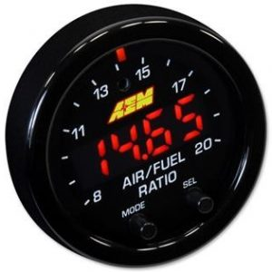 AEM Digital Gauges