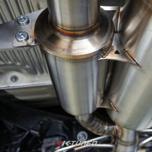 2017+ Civic Type R FK8 Exhaust