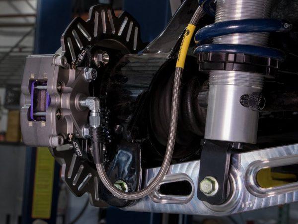 SFR Lightweight Rear Staging Brakes Kit – EG/DC/EK/EF/DA  AWD/FWD