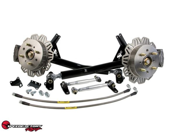 SpeedFactory Rear Trailing Arm Kit – EG/DC/EK/EF/DA w/ Wheel Hubs 4X100